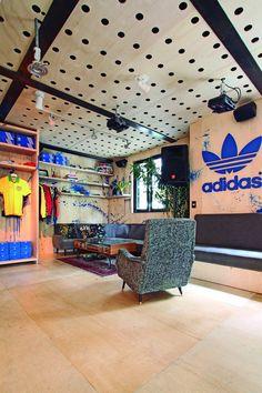 Adidas Originals Pop-Up Store - Picture gallery