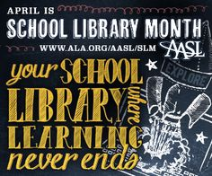 "AASL invites students to participate in a digital storytelling contest held as part of the 2015 celebration of School Library Month.  The contest asks students to reflect on the 2015 theme, ""Your School Library: Where Learning Never Ends"" and create... Read More ›"