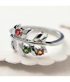 family tree birthstone ring -...    $94.99