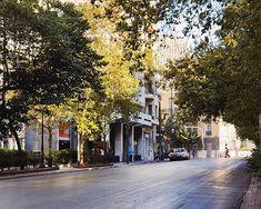 Ήσυχη πόλη Athens, Street View, Athens Greece