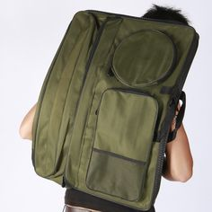 Hand Held Sketchpad Bag Backpack Placed on The The 4K Drawing Board Easel Ect | eBay