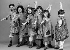 Resultado de imagen de new york orphan 1930 annie