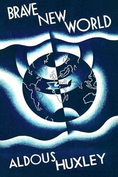 Guardian 100 Best Novels #56: Brave New World by Aldous Huxley - free #EPUB or #Kindle ebook from epubBooks.com