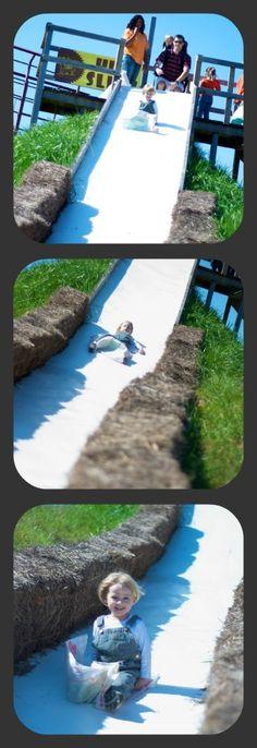 Natural Hill Slide
