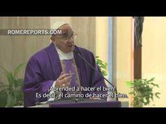 Francisco en Santa Marta: Hagan justicia, vayan donde están las llagas de la humanidad