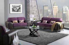 Avdira Sofa And Love Seat Set SM6062