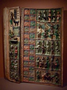 African Temple Door | Detroit Institute of the Arts Detroit, MI