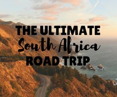 Everything you need to know about the Garden Route in South Africa -Inc a Map, Accommodation & Itinerary for your road trip between Cape Town & Johannesburg