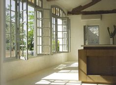 love windows - not color - too many panes - shutter idea?