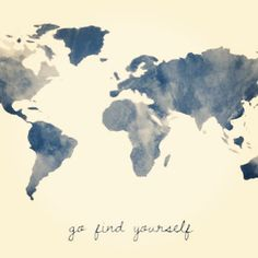 find yourself //