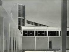 Instituto Ntra. Sra. De la Victoria, Málaga. Miguel Fisac
