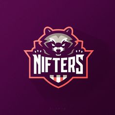 Raccoon for corporate sports team from US #sports #esports #logo #mascot #graphicdesign #graphicdesignblg #simplycooldesign #logoinspirations #dlanid #raccoon #beast #animal