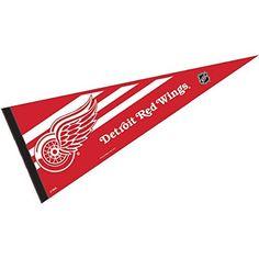 NHL Detroit Red Wings Tiki Totem