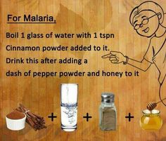 Home remedy for sicknesses I face of often