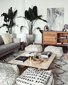 Comfy Modern Bohemian Living Room Decor and Furniture Ideas . - Comfy Modern Bohemian Living Room Decor and Furniture Ideas …, - Small Living Rooms, Living Room Modern, Natural Living Rooms, Family Rooms, Modern Bedroom, Living Area, Master Bedroom, Interior Design Living Room, Living Room Designs