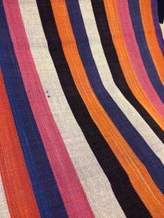 Hand loom fabric in Burkina Faso