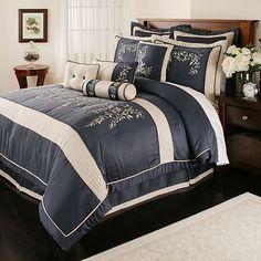 Home Classics Wisteria 20-pc. Bed Set