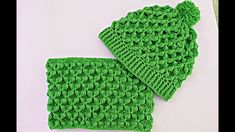Gorro y cuello  crochet muy fácil y rápido majovel crochet