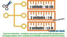 Tricoline Arabesco 2925 Cinza * 50cm x 1,50m - Tecidos na Internet | Tecidos para patchwork e Outros