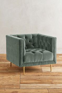 Anthrologie  Velvet Mina Chair  $1,398.00