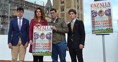 Se anuncia novillada con Pablo Domecq y Rafael Camino. El calendario de las escuelas está en marcha y ahora es tiempo de toros en las calles