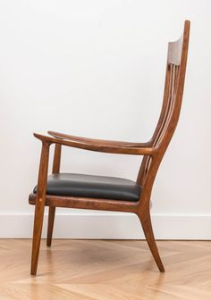 Sam Maloof Signed and Dated Arm Chair image 6