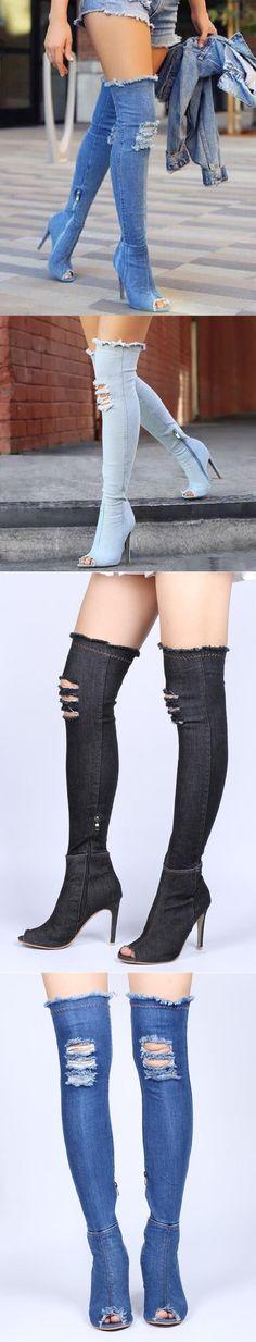 Bucaneras de jean