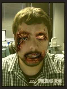 "Check out this ""Dead Yourself"" Walking Dead app."