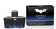 Batman Begins EDT Natural Spray is described as Masculine, Intense & Mysterious. With Top notes of Floral and Citrus, this fragrance stands out. Middle Notes of violet, pepper and coumarin are complimented by base notes of cedar, sandalwood, amber and musk.