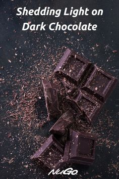 Find out the best way to differentiate between REAL dark chocolate and dark chocolate that has been adulterated! Chocolate Lovers Quotes, Cancer Fighting Foods, Chocolate Coating, Protein Bars, Coffee Time, Candy, Baking, Dark, Chocolates