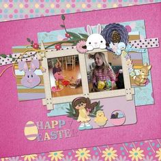 """Hippoty Hoppity by Charly Renay Designs<br /> <a rel=""""nofollow"""" href=""""http://www.godigitalscrapbooking.com/shop/index.php?main_page=product_dnld_info&cPath=29_273&products_id=27276"""" target=""""_blank"""">http://www.godigitalscrapbooking.com/shop/index.php?main_page=product_dnld_info&cPath=29_273&products_id=27276</a><br /> is A Cute Easter/Spring Kit.<br /> Adorable Bunnies, Eggs, Easter Basket, Spring Flowers and more.<br /> i like the double frame and all the cute bunnies.<br /> The photos are…"""