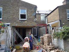 London Kitchen Extension | Hackett Holland Ltd