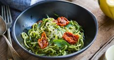 Love the idea of zoodles but don't have a spiralizer? Check our 2 easy recipes for pre-cut organic zoodles! Food Swap, A Food, Fruits And Veggies, Vegetables, High Carb Foods, Wheat Pasta, Eating Light, Starchy Foods, Low Calorie Recipes