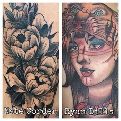 LEXINGTON: Set your calendars for OCT 11&12THNate Corder & Ryan Dills are coming to town and ready to party. Book your spots now by calling the shop at 859-266-4187 or head over to our website to book your appointment. Check out their portfolios here: @natecordertattoo @ryandillstattoo