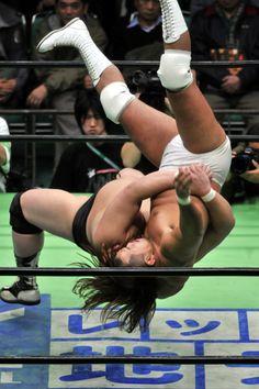 Back Drop Driver on Akiyama