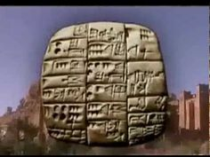Sumerian girl explains how cuneiform was developed and used by her society. Sumerian History, Mythology, Cuneiform. Goes well with Story of the World Volume 1 Chapter 3.