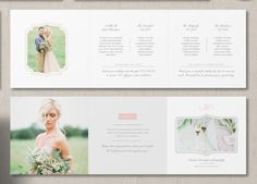 Photographer Price List Template by Bittersweetdesignboutique on @creativemarket
