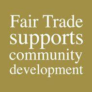 Fair Trade supports community development