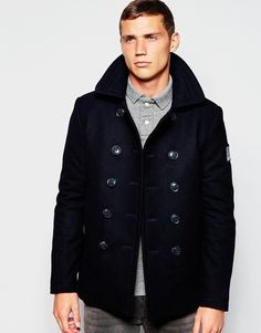 great pea coat