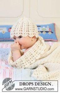 21 crochet baby blanket free patterns