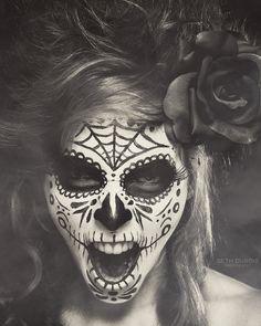 Scream | Seth DuBois | From a recent Halloween series I shot.