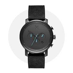Mvmt Chrono Gunmetal Black