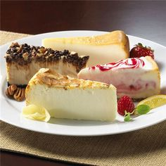 **********Cheesecake Recipes from Cheesecake.com  Recipes, Tips, and Tricks ********** Llooking for cheesecake recipes and baking tips?  We provide dozens of cheesecake recipes for those who wish to bake their own cheesecakes. Also on our site are helpful and interesting cheesecake articles as diverse as the history of cheesecake and cheesecake topping suggestions. We hope you like our recipes and article base, and find these added extras both fun and useful.