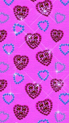 Image uploaded by 𝐆𝐄𝐘𝐀 𝐒𝐇𝐕𝐄𝐂𝐎𝐕𝐀 👣. Find images and videos about pattern on We Heart It - the app to get lost in what you love. Heart Iphone Wallpaper, Bling Wallpaper, Pretty Phone Wallpaper, Flowery Wallpaper, Walpaper Iphone, Wallpaper For Your Phone, Wallpaper Iphone Disney, Love Wallpaper, Pattern Wallpaper