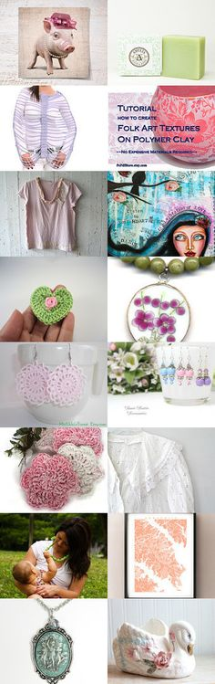 blossom by Bohemian Up on Etsy--Pinned with TreasuryPin.com  #Promomall, #ThriveBLITZ8 #mothersday