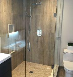Toronto Custom Concepts Blog: Glass Shower Renovation