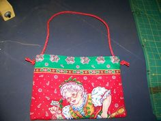 Placemat purse for the little ones!!!