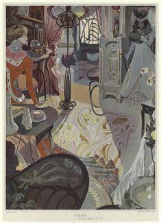 Georges de Feure (September 6, 1868 – November 26, 1943)
