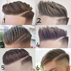 hair and beard styles Frisuren - Cool Hairstyles For Men, Haircuts For Men, Barber Haircuts, Barber Hairstyles, Hairstyle Ideas, New Hair Cut Style, Short Hair Cuts, Short Hair Styles, Gents Hair Style