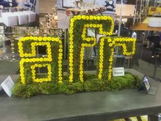 We were honored to decorate booths for AFR Furniture Rental, NACE, Quest Drape, and the TSE Lounge with our floral designs!